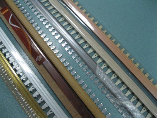 Профили для плитки и ламината