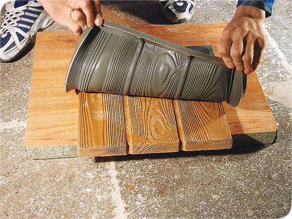 Силиконовая форма для плитки