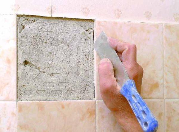 Отслаивание керамики от основания