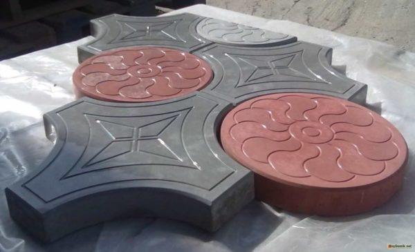готовая плитка