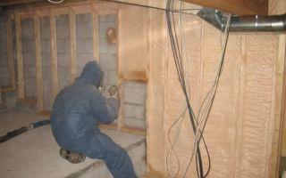 Как утеплить подвал частного дома