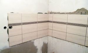 Как проводится укладка плитки на кухне за 6 шагов
