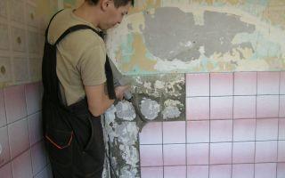 6 вариантов обновления старой плитки на кухне