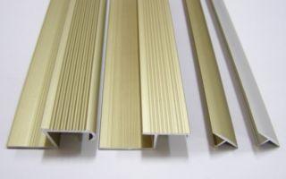 Особенности выбора наружного уголка для плитки