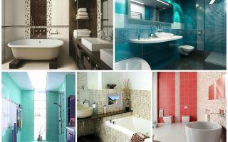 Чем отделать стены в ванной комнате кроме керамической плитки