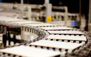 Современное производство керамической плитки