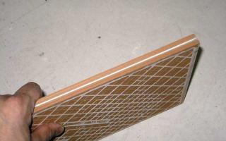 Толщина и прочность напольной плитки