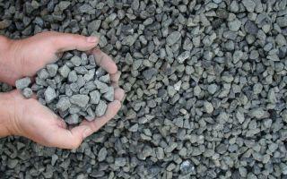 Гранитный щебень, его добыча, свойства и применение