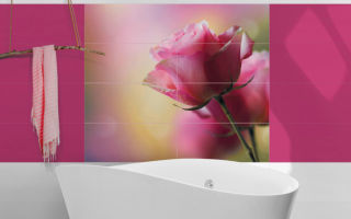 Декоративные 3д плитки – преимущества, недостатки, особенности выбора рисунка