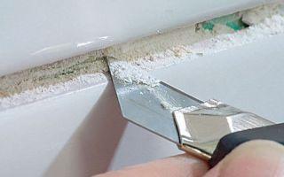 Ремонт кафельного покрытия: как убрать старую затирку из швов плитки?