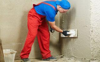 Технологии выравнивания стен под керамическую плитку в ванной комнате
