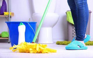 Лучшее средство для очистки кафеля