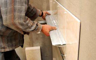Как уложить плитку в ванной комнате своими руками на стену