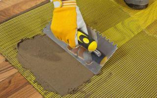 Технологии подготовки деревянного пола к облицовке керамической плиткой