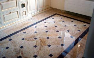 Традиционные и художественные способы раскладки плитки