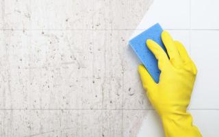 Чем можно отмыть затирку с плитки — полезные практичные советы