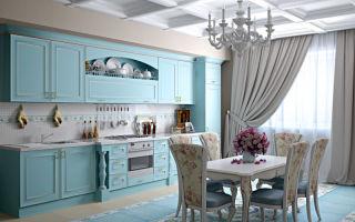 Каким должен быть кафельный пол на кухне