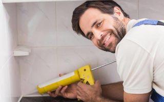 Подробная инструкция — как класть плитку на пол ванной комнаты