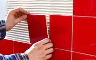 Технология и нюансы укладки керамической плитки на стену
