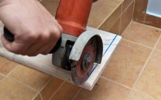 Как и чем резать кафельную плитку в домашних условиях