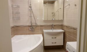 Сколько стоит отделка ванной под ключ