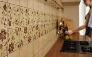 Как выбрать кафель для кухни