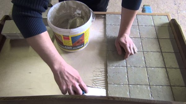 изготовление столешницы