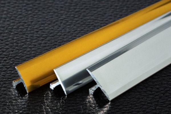 Металлические профили для плитки