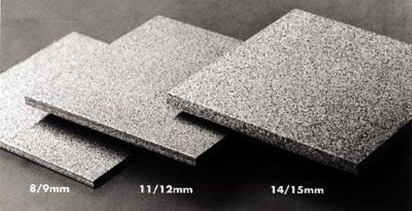 Толщина керамогранитной плитки