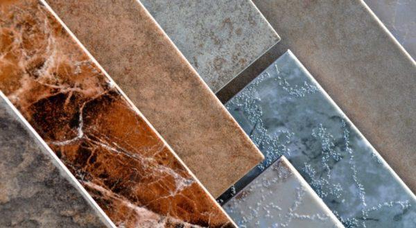 Выбор настенной плитки в ванную комнату