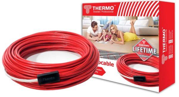 Двужильный нагревательный кабель