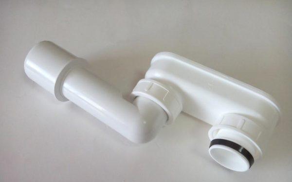 Сифон для душевого поддона с гидрозатвором